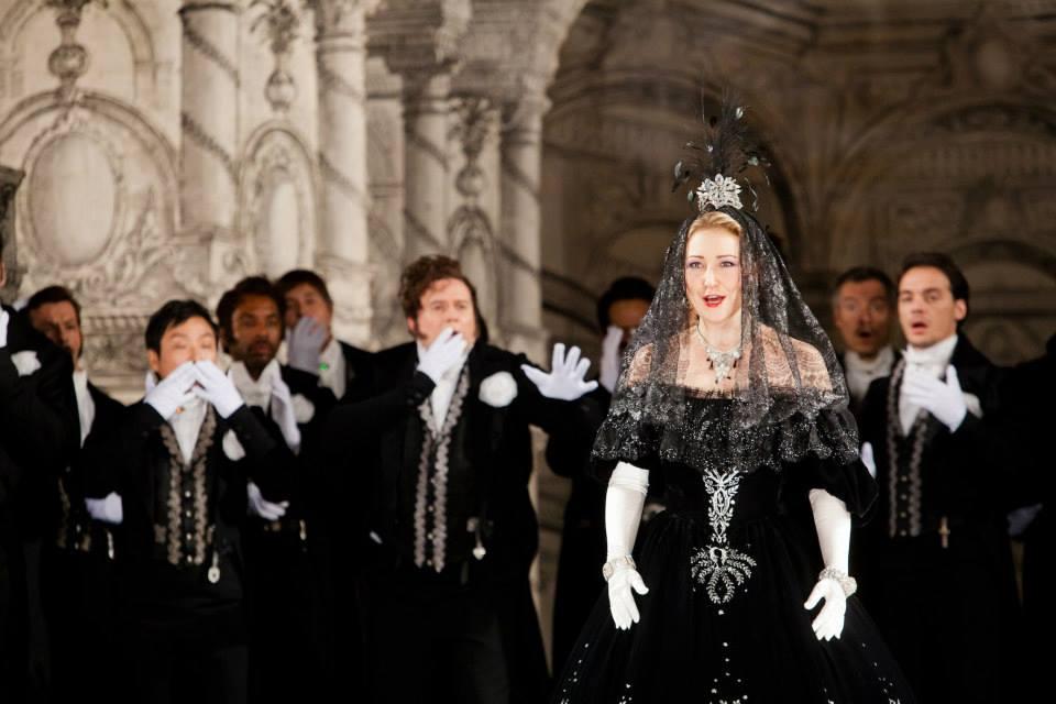 1.Cendrillon - Rossini © Opéra national de Paris - Agathe Poupeney