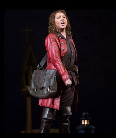 1. Le Comte Ory - Rossini photo marty Sohl - Metropolitan opera
